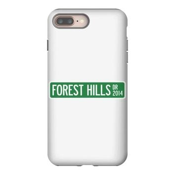 j cole forest hills drive logo iPhone 8 Plus