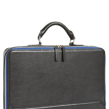 Men's Ben Minkoff 'Eton' Leather Briefcase