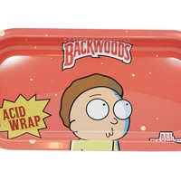 Acid Wrap Rolling Tray