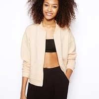 Textured Jersey Bomber
