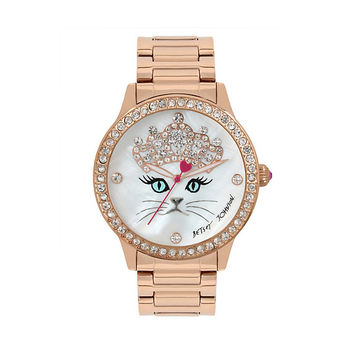 PRINCESS KITTY WATCH: Betsey Johnson