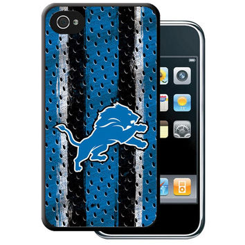 Iphone 44S Hard Cover Case - Detroit Lions