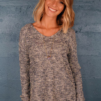Back To School Sweater Navy