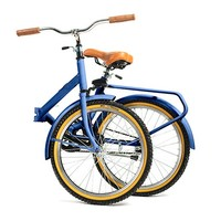Cetta Folding Bike - Blue