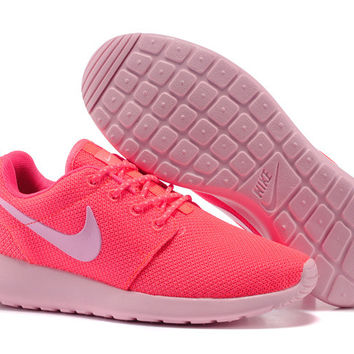 Nike Roshe Run Women Running Shoes Original Outdoor Shoes