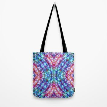 New Romantic Tote Bag by Jeanette Rietz