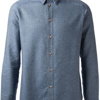 A Kind Of Guise 'Kenter' herringbone shirt