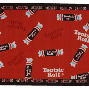 Fun Rugs Tootsie Roll Collection Tootsie Roll Candy Area Rug