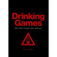 Drinking Games Book - Urban Outfitters