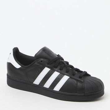 adidas Superstar Low-Top Black and White Shoes at PacSun.com 47c3a81e7