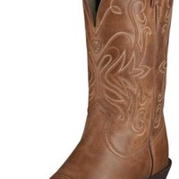 Ariat Womens Legend Boot Brown Rowdy Size 7.5