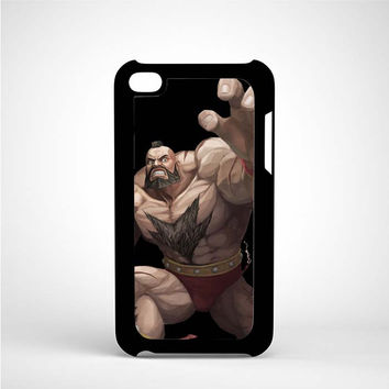 Zangief iPod 4 Case