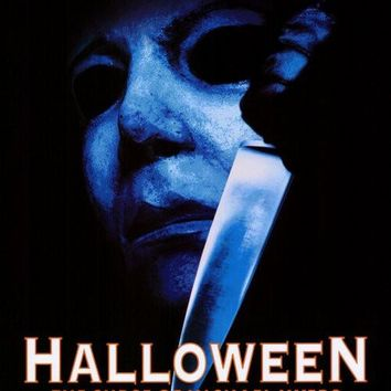 Halloween 6: The Curse of Michael Myers 27x40 Movie Poster (1995)