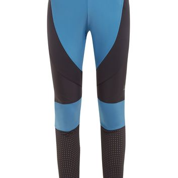 Run Tight contrast-panel performance leggings | Adidas By Stella McCartney | MATCHESFASHION.COM UK