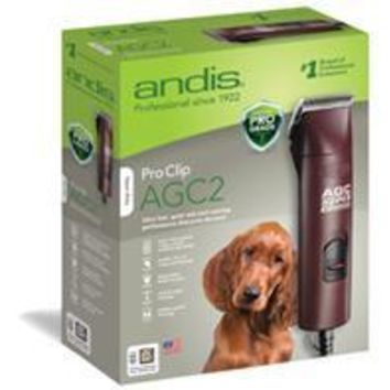Andis Company - Proclip Agc Super 2-speed Clipper For Pets