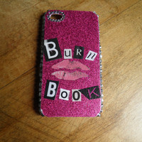 iPhone Burn Book Case