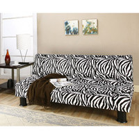 Walmart: Primo Maple Convertible Futon Sofa Bed, Safari