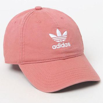 LMFONDI5 adidas Washed Canvas Dad Hat