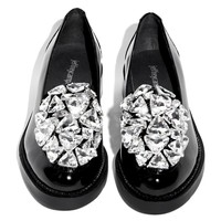 Jeffrey Campbell Ledger Diamond Loafers