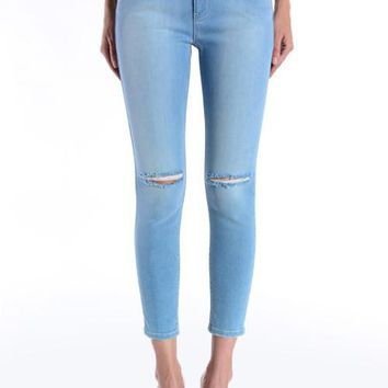 Light Denim Skinny