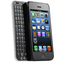 SLIDE OUT bluetooth Keyboard caseWireless for iPhone 5