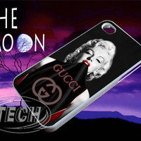 marilyn monroe miami heat Wade fashion iPhone 4/4s/5 Case, Samsung Galaxy S3/S4 Case