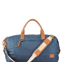 Nixon Holdem Duffle Bag - Mens Backpacks - Blue - NOSZ