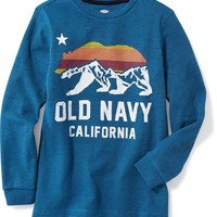 Graphic Thermal Tee for Boys | Old Navy