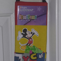 Mickey Mouse Forget Me Not Door Caddy for your Disney Cruise or Vacation