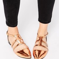 ASOS | ASOS LIMIT Ballet Flats at ASOS