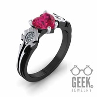 Horde My Love Ring - The Original!