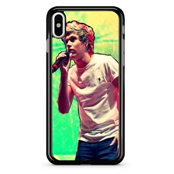 Niall Horan 1 iPhone X Case