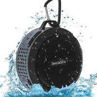 Waterproof Bluetooth Speaker Shockproof & Dustproof SpeakStick PRO. Black