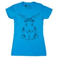 Royal Bunny - Women's T-Shirt