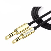 Gold Plated AUX Cord