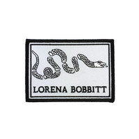 Lorena Bobbitt Patch