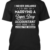 Dreamed Marrying Super Sexy Accountant