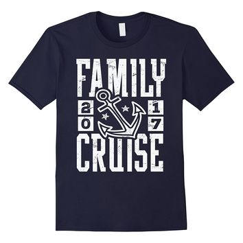 Family Cruise 2017 Shirt Group Vacation Summer Gifts TShirt