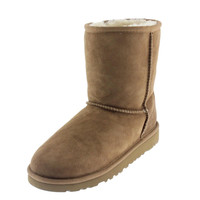 Ugg Australia Girls Kid's Classic Suede Casual Boots