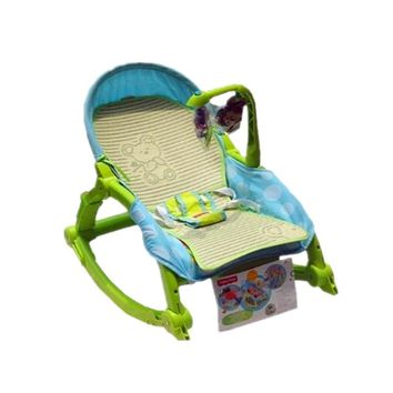 New Exquisite Three-rocking Chair Baby Stroller Mat Mat Mat Bouncer Fisher