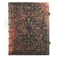 "Grolier - Hardcover Lined Paper Writing Journal - 9"" X 7"""