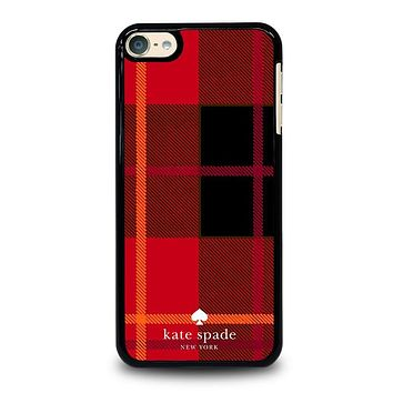 KATE SPADE NEW YORK RED iPod Case