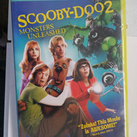 Scooby Doo 2  DVD movie  widescreen childrens family