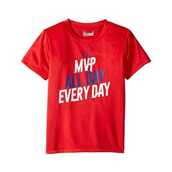 Under Armour Kids MVP All Day Every Day Short Sleeve (Toddler)