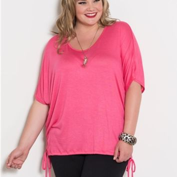 Plus Size Tops | Heather Top | Swakdesigns.com