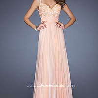 Formal Evening Gown by La Femme 19882