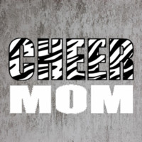 CHEER  Mom Tank Top