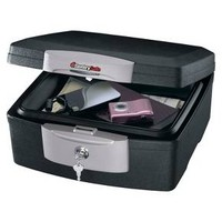 SentrySafe Fire Safe Black Chest : Target