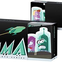 Billy West & Katey Sagal - Futurama: The Complete Series