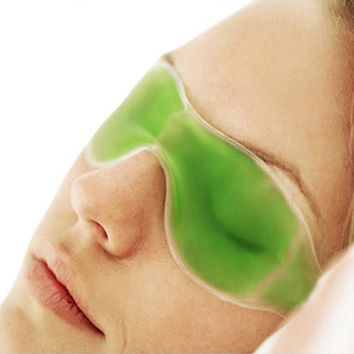 Hot Summer Essential Beauty Gel Eye Masks Ice Goggles Remove Dark Circles Relieve Eye Fatigue